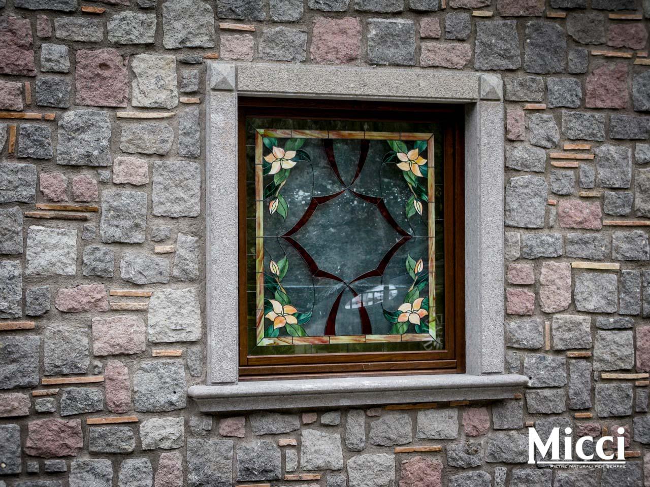Cornici Finestre in Pietra: facciate uniche e di valore