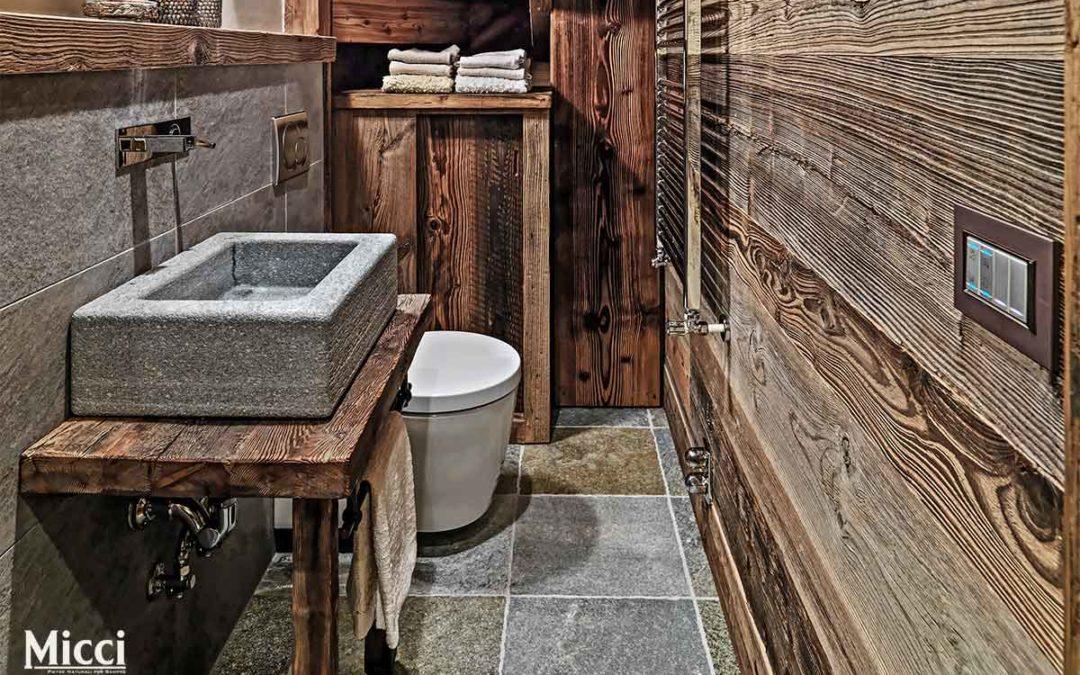 Lavabi in pietra: un aspetto raffinato ed elegante